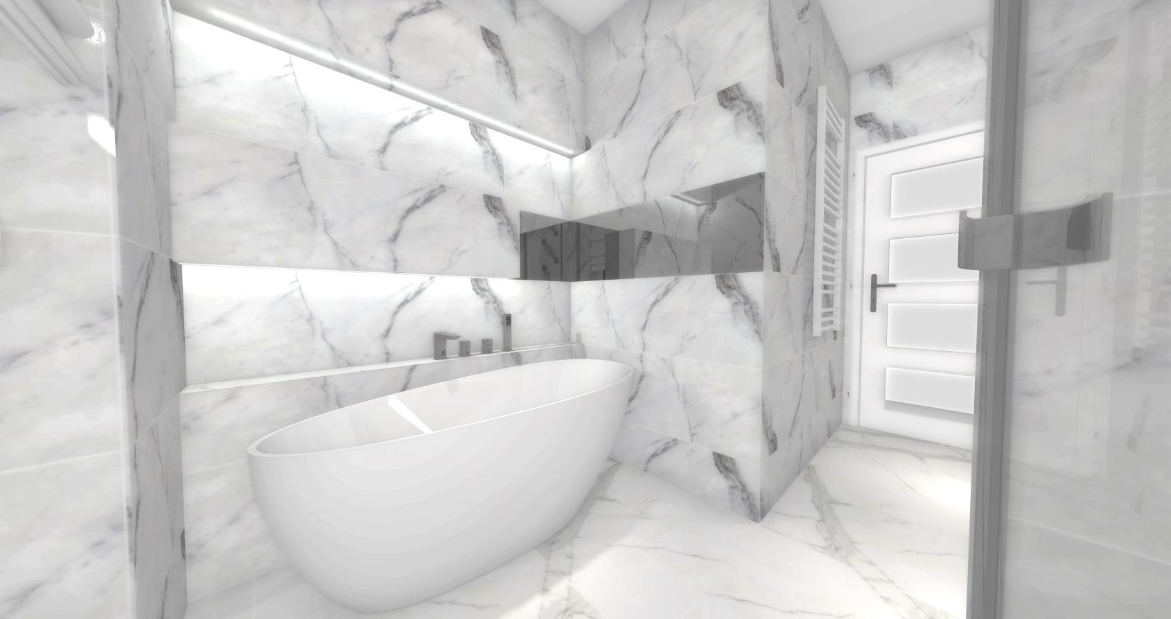Projekty łazienek Termico Mielec